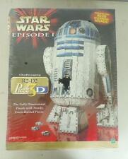 STAR WARS R2D2 Puzz 3D Puzzle NIB Sealed