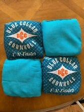 Blue Collar Cornhole F-N-Faster cornhole bags - Thrown once