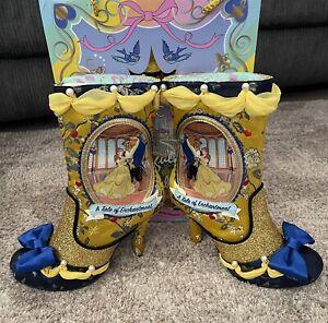 Irregular Choice A Tale Of Enchantment Disney X Women's Size 41 Shoes
