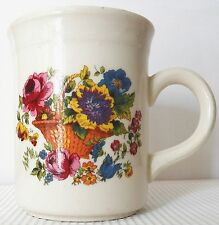 Fine Decorative Collectible Biltons Made In England Mug/Cup Decorated In Canada