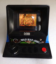 VTECH WILD MAN JUMP Electronic Tini-Arcade Table Top vintage 1981 Game & watch