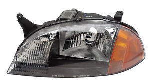 Headlight Front Lamp for 98-01 Chevy Metro Driver Left