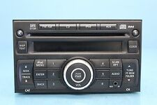 2012 NISSAN SENTRA S B16 2.0 #1 RADIO STEREO PLAYER AM FM CD 28185-ZT50A
