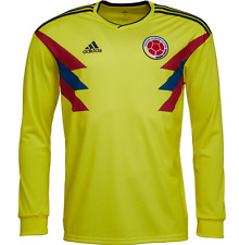 Colombia Shirt Only Memorabilia Football Shirts (National