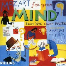 Various Artists, W.a - Mozart for Your Mind / Various [New CD]