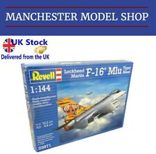 Revell 03971 1:144 scale Lockheed Martin F-16 Mlu Tiger Meet kit SEALED BOXED