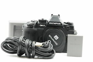 Olympus OM-D E-M1 16.3MP Mirrorless MFT Digital Camera Body #101
