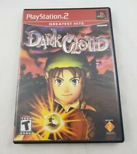 Dark Cloud (Sony PlayStation 2, 2001) Complete
