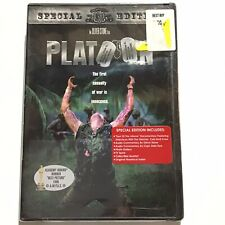 Platoon (Dvd, 2009, Special Edition) Brand New Sealed•Usa•Best Picture 1986