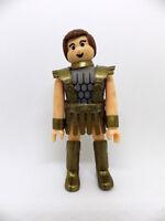 Figurine vintage playbig ROMAIN soldat 10,5 cm *
