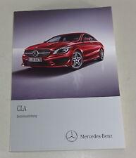 Instrucciones Servicio Mercedes-Benz Cla Tipo 117 Stand 03/2013