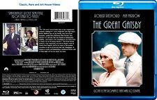 The Great Gatsby ~ New Blu-ray ~ Robert Redford, Mia Farrow (1974)