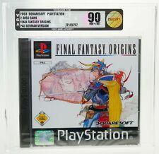 Final Fantasy Origins | PlayStation 1 PS1 | SEALED eingeschweißt VGA 90 GOLD