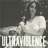 LANA DEL REY Ultraviolence (2014) Deluxe Edition 14-track CD album NEW/SEALED