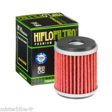 Filtre à huile Hiflofiltro HF140 Yamaha YZ450 F-E,F,G (1SL) 2014-2016