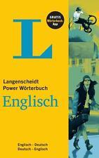 Englische Wörterbücher für Fortgeschrittene