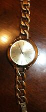 Michael Kors women's stainless steel bracelet watch