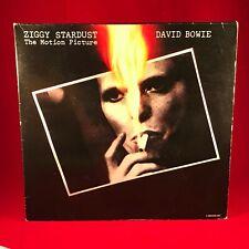 DAVID BOWIE Ziggy Stardust The Motion Picture 1983 Vinyl LP EXCELLENT CONDITION
