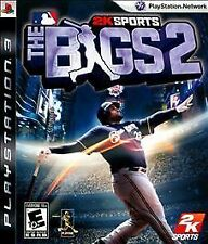 The Bigs 2 (Sony PlayStation 3, 2009) PS3 - NEW SEALED