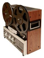 NEW Custom Metal and Wood Cabinet for Revox A77 B77 Reel Tape Recorder + Handles