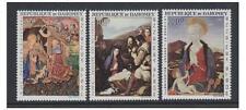 Dahomey - 1966 Christmas set - MNH - SG 268/70