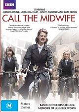 Call The Midwife: Series/Season 1  (DVD, 2012, 2-Disc Set) LIKE NEW REGION 4 DVD