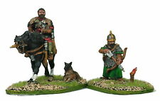 28mm Ancient Roman General Set Maximus Decimus Meridius unpainted.
