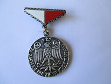 POLAND ORDER OF MERIT MEDAL FOR CRACOW