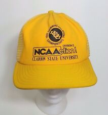 1982 NCAA Division II Swimming Diving Championships Clarion State University Hat