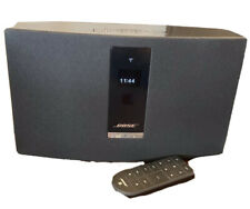 Bose SoundTouch 20 - Black w/ Remote And Power Cord