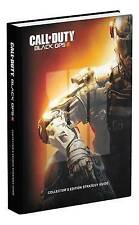 NEW Call Of Duty  Black Ops III Collectors Edition Strategy Guide By Philip Marc