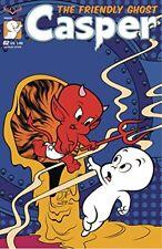 Casper The Friendly Ghost #2 Homage Cover American Mythology Nm 1st Print