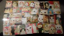 RARE Korean Jetoy Choo Choo Cat Postcard/Invitation/Party Favor/PenPal 40pcs Set