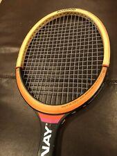 Donnay Allwood Bjorn Borg Tennis Raquet Mid 4 Vintage Racket USA Belgium Retro