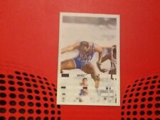 Greg Foster USA athletics A Question of Sport game card1987 RARE subset