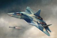 Hobby Boss: Russian T-50 PAK-FA in 1:72
