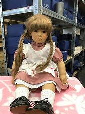 Annette Himstedt Puppe Neblina 65 cm Top Zustand !!