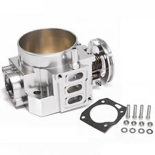 Upgrade 70mm Throttle Body Intake Manifold Fits For Honda K20A2 K20A4 K Series