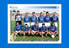 CALCIATORI PANINI 1997-98 Figurina-Sticker n. 622 - PRATO SQUADRA -New