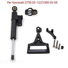 Ammortizzatore di sterzo il kit di montaggio per Kawasaki Z1000 03-09 Z750 03-12