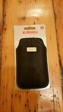Genuine Krusell Luna 95211 Real Leather Phone Pouch