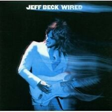 "JEFF BECK ""WIRED"" CD NEUWARE"