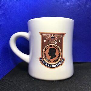 Victory Mug USS FORRESTAL (CV-59)
