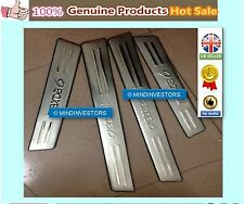 Stainless Steel Door SillS Scuff Plate Protectorfor Mazda 6 2003-2015 UK Seller