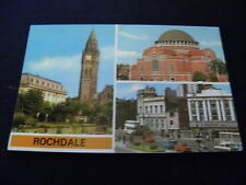 Rochdale Posted Collectable Lancashire Postcards