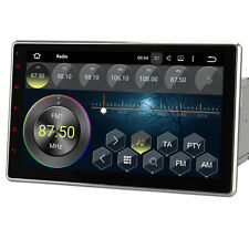 """10.1"""" Double 2Din Car DVD Player GPS Nav Android 5.1 Quad Core OBD 3G AV-OUT DAB"""