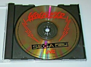 Wolfchild (Game Only) Sega CD Fast Shipping