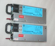 2 x HP ProLiant ML350p Gen8 G8 PSU Server Netzteil Swiching Power Supply