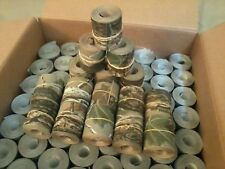 "Case of Camo Tape, Realtree Xtra Brown, 224 rolls of 2"" x10', WHOLESALE SPECIAL"