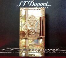 Rare Limited Edition S.T. Dupont 1872 Gold Ligne 2 Lighter #35/1872